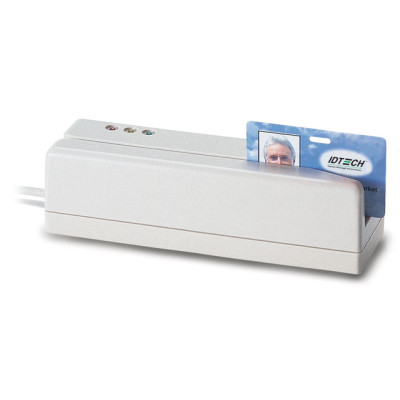 IDT3840-12 - ID Tech 3840 Stripe Reader-Writer Credit Card Swipe Reader