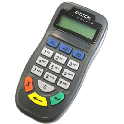 IDPA-506100Y - ID Tech SecurePIN Payment Terminal Accessories