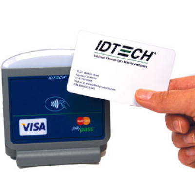 IDCA-1263 - ID Tech Xpress 100 Contactless Reader Credit Card Swipe Reader