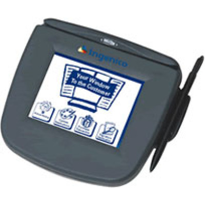 3-1710202-0000 - Ingenico eN-Touch 1000 Payment Terminal