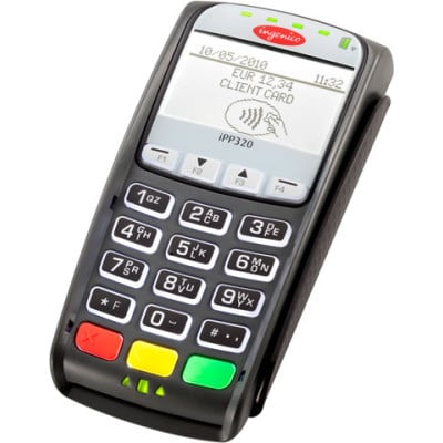 IPP320-11P2391A - Ingenico iPP320 EMV Card Reader Payment Terminal