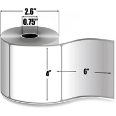 E21016 - Intermec Duratherm II Thermal Label