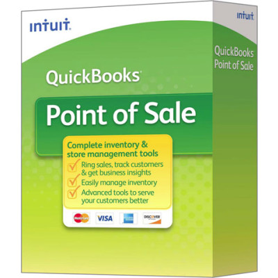 POS-BASIC-ADVANCED-KIT - Intuit Quickbooks POS Basic Complete Kit POS Software