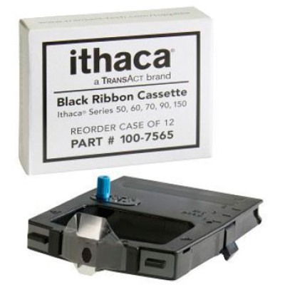 100-7565 - Ithaca Receipt Printer Ribbons