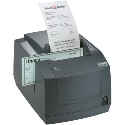 BJ15-USB-2-DG - Ithaca BANKjet 1500 POS Printer