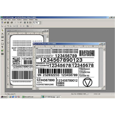 04225732 - Loftware Label Manager 10 Bar code Software