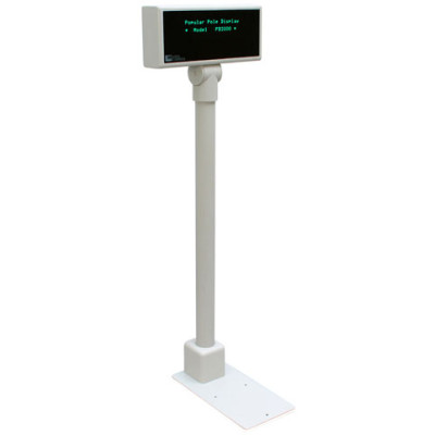 PD3900-BK12 - Logic Controls PD3900 Customer & Pole Display