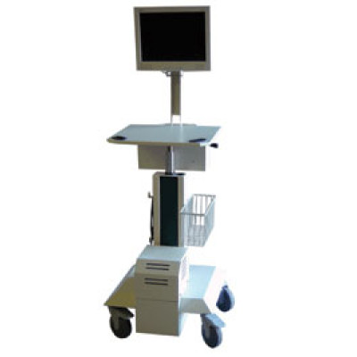 KW1000 - Newcastle Systems KW Series Medical Workstation Mobile Cart