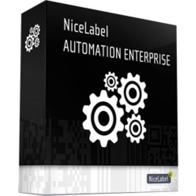 NLAENT - Niceware Nicelabel Automation Bar code Software