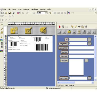 LF0200 - Number Five LabelFive Bar code Software