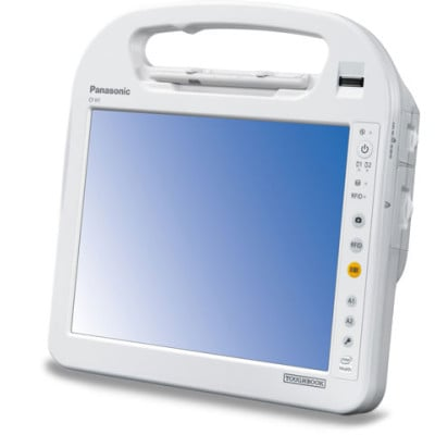 CF-H1BDBBZ9M - Panasonic Toughbook H1 Health Tablet Computer