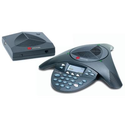 2200-07800-160 - Polycom SoundStation2W Telecommunications Products