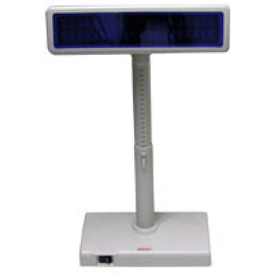 PD2200B-110F - Posiflex PD2200 Customer & Pole Display
