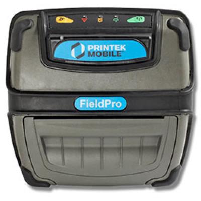 91848-PRI - Printek FieldPro RT43 Wi-Fi with Magnetic card reader Portable Bar code Printer