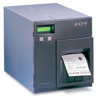 W00413221 - SATO CL412e Bar code Printer