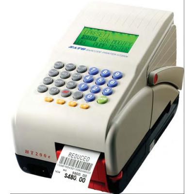 WHT201001 - SATO HT200e Portable Bar code Printer
