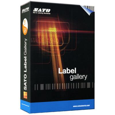 WL3SS511E - SATO Label Gallery Bar code Software