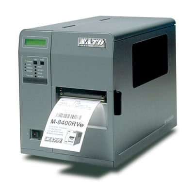 W08403011 - SATO M-8400RVe Bar code Printer