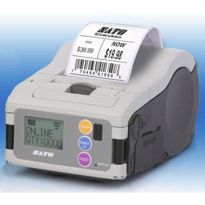 WWMB20000 - SATO MB200i Portable Bar code Printer