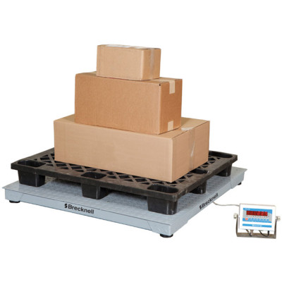 816965005390 - Brecknell DSB Floor Scale System Scale