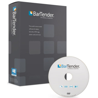 BT-EA3-RFID - Seagull BarTender Enterprise Automation 10.1 RFID Software