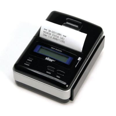 39630010 - Star SM-S200 Portable Bar code Printer