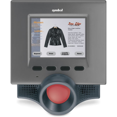 MK1200-0N0DAKBNT0R - Symbol MK1200 Fixed/Vehicle Mount Data Terminal