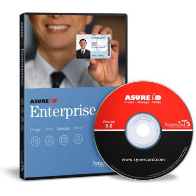 ASURE-ID-ENTERPRISE - Synercard Asure ID Enterprise ID Card Software