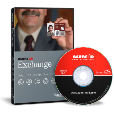 93-20-110-07 - Synercard Asure ID Exchange ID Card Software