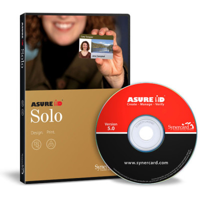 93-20-110-09 - Synercard Asure ID Solo ID Card Software