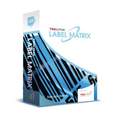 USB-KEY-LABELMATRIX - Teklynx