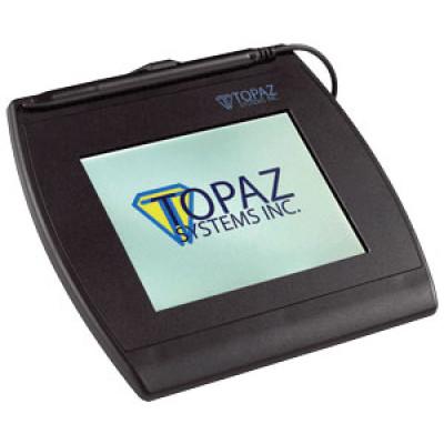 T-LBK57GC-BHSB-R - Topaz T-LBK57GC SigGem Color 5.7 Signature Pad