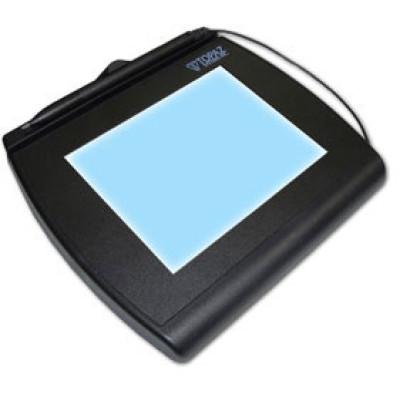T-LBK766SE-BHSB-R - Topaz T-LBK766 SignatureGem 4x5 LCD Signature Pad