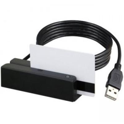 MSR213U-12AUKNR - UIC MSR213U Credit Card Swipe Reader