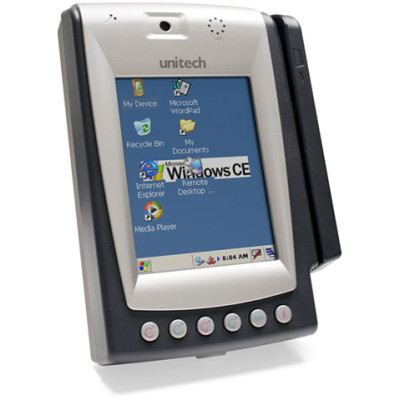 MR650-90EAAG - Unitech MR650 Fixed/Vehicle Mount Data Terminal