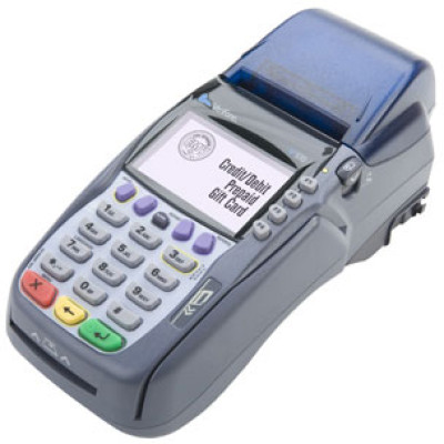 M257-000-04-NAA - VeriFone Vx 570 Countertop Solution Payment Terminal