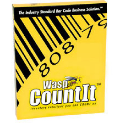 633808390242 - Wasp CountIt Inventory Software