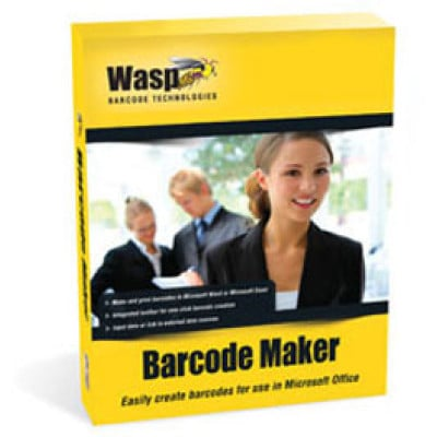 633808105167 - Wasp BarcodeMaker Bar code Software