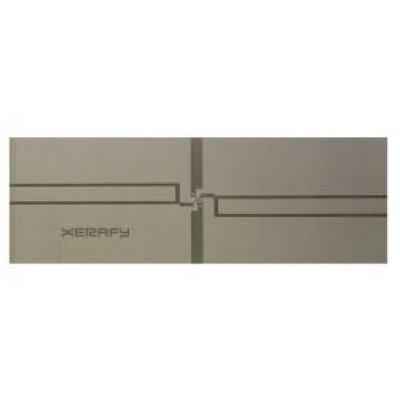 X50A0-GL000-M4 - Xerafy Mercury Metal Skin RFID Inlay