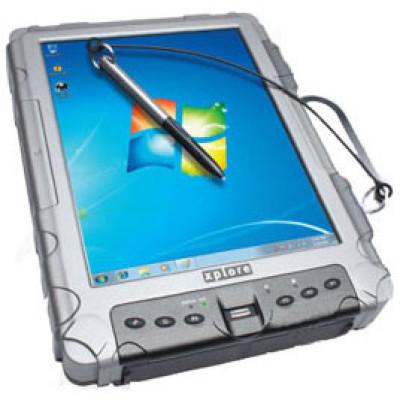 01-2301C-3EK4T-00T03 - Xplore iX104C5 DMCR (Dual-Mode Clean Room) Tablet Computer