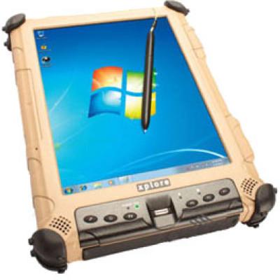 01-2501M-3EK2T-00W03 - Xplore iX104C5 DMSR-M Tablet Computer