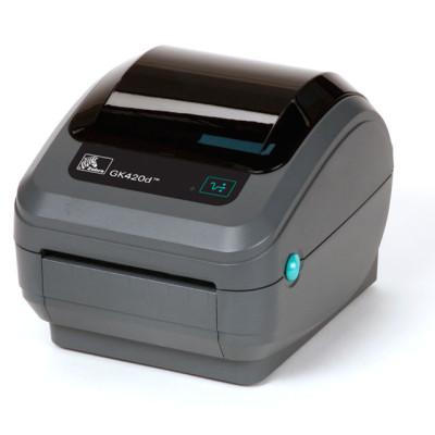 GK42-202510-00GA - Zebra GK420D Bar code Printer
