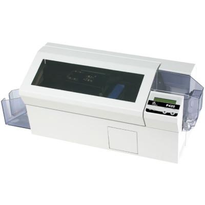 P420C-0000P-ADO - Zebra P420 C Plastic ID Card Printer