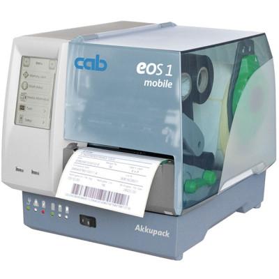 5965102.6 - cab EOS1 Mobile Bar code Printer