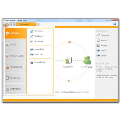 081159975333 - InFlow Inventory Software Regular Edition