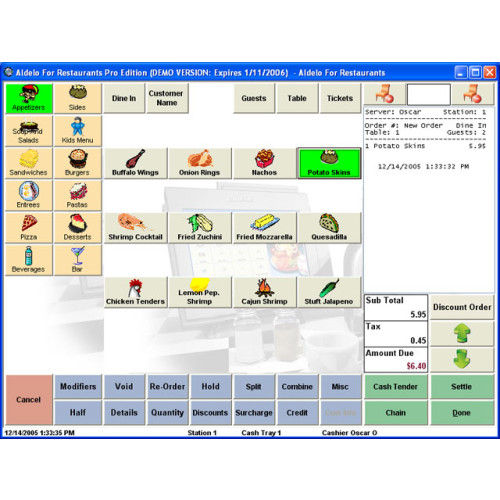 Aldelo For Restaurants: Pro Edition POS Software