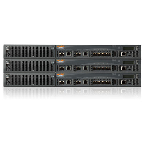 Aruba 7200 Series Mobility Controllers