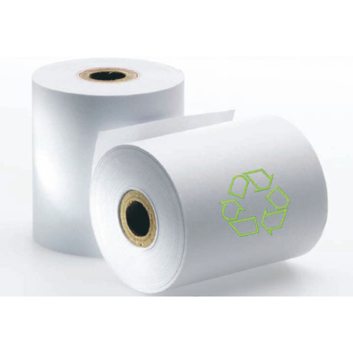 RPT3.125-EXT-ECO - BCI BPA Free Recycled Receipt Paper Receipt Paper Rolls