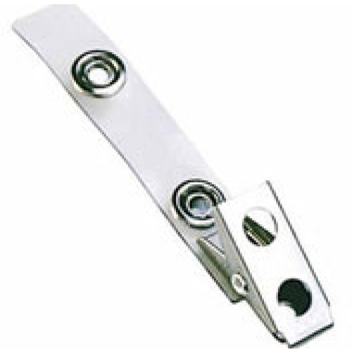 2105-1310 - Brady 2-Hole Smooth-Face Clip ID Badge Clip