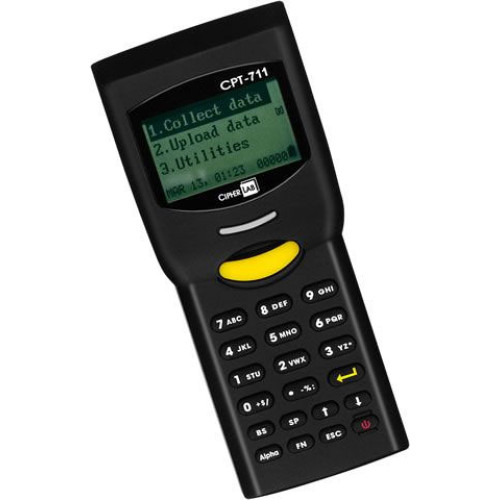 A711RS0000030 - CipherLab 711 Handheld Computer